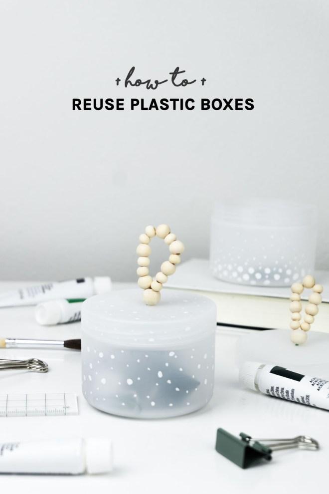 Einfache Upcycling Idee - - schereleimpapier DIY und Upcycling Blog aus Berlin - kreative Tutorials für Geschenke, Möbel und Deko zum Bastel