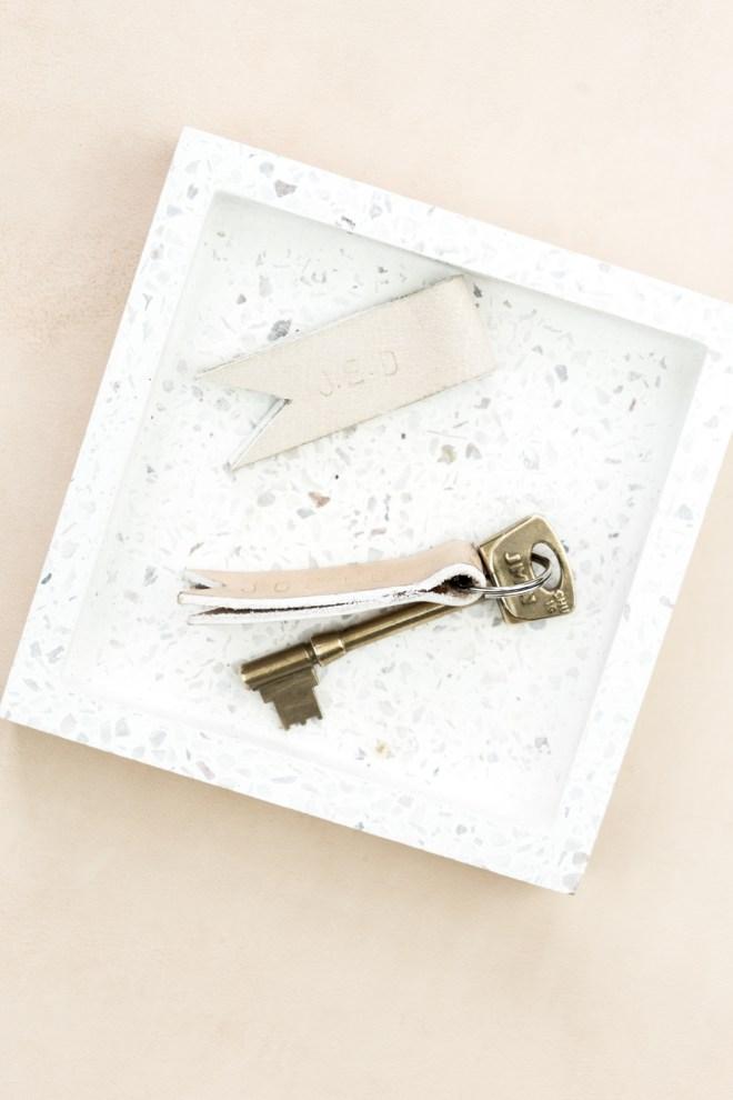 Personalisierte Leder Schlüsselanhänger Selber Machen | Diy Idee