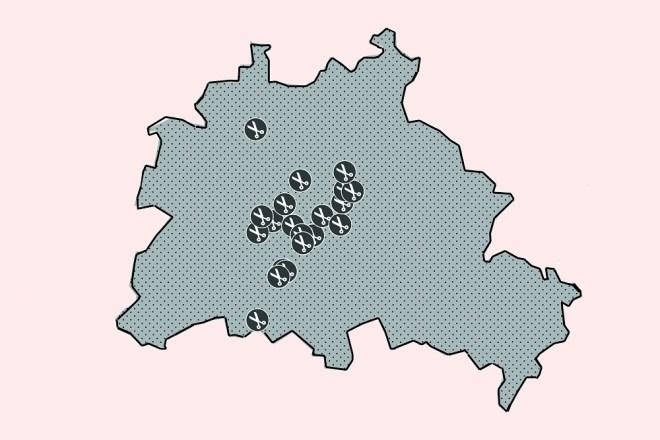DIY Bastelläden in Berlin - schereleimpapier DIY Blog Berlin London