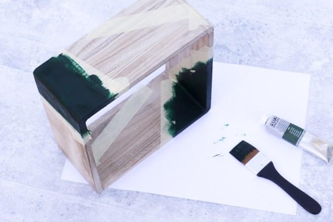 Möbel Hack Regal dekorieren - -schereleimpapier DIY und Upcycling Blog aus Berlin - kreative Tutorials für DIY Geschenke, DIY Möbel und DIY Deko zum Basteln