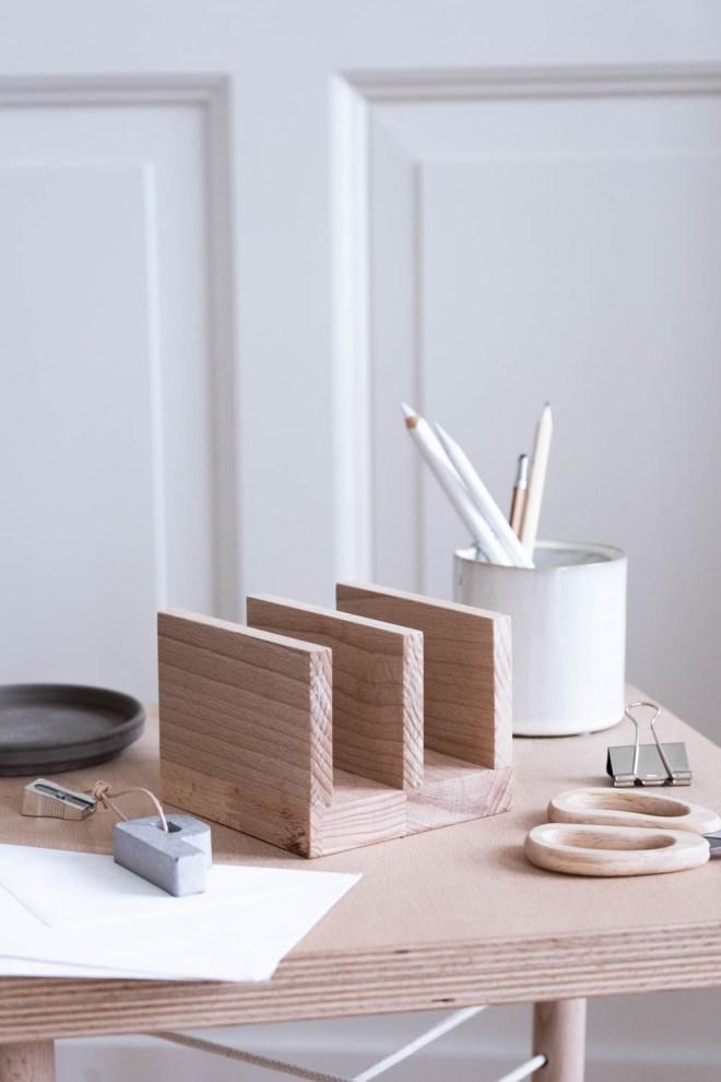 Bevorzugt DIY Geschenke für Männer - Holz, Leder & Beton | schereleimpapier WO81