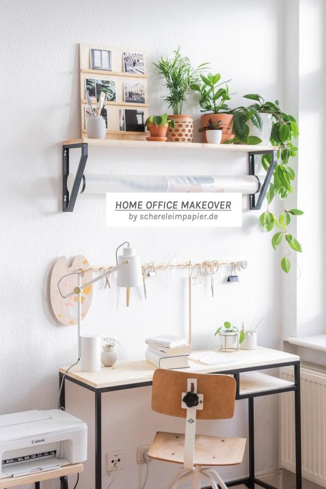 Arbeitszimmer Einrichten Mein Home Office Makeover