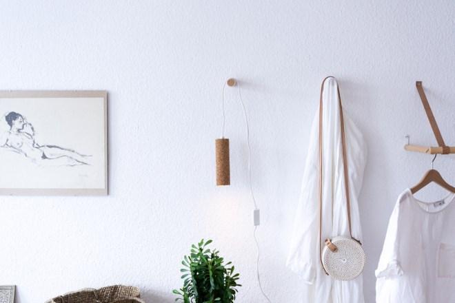 Upcycling mit Kork schereleimpapier kreative Tutorials für DIY Geschenke, DIY Möbel und DIY Deko zum Basteln