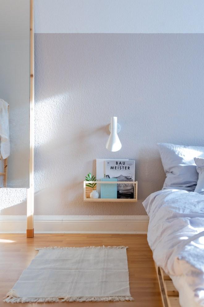 DIY Zeitschriftenhalter selber bauen schereleimpapier kreative Tutorials für DIY Geschenke, DIY Möbel und DIY Deko zum Basteln