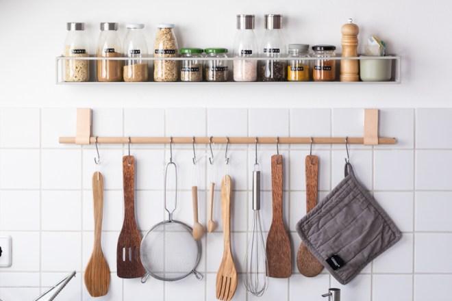 Küche verschönern