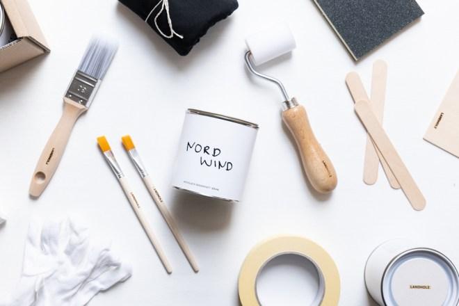Upcycling schereleimpapier DIY Blog