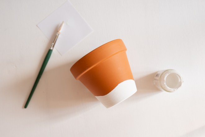 Citronella Kerze schereleimpapier DIY Blog