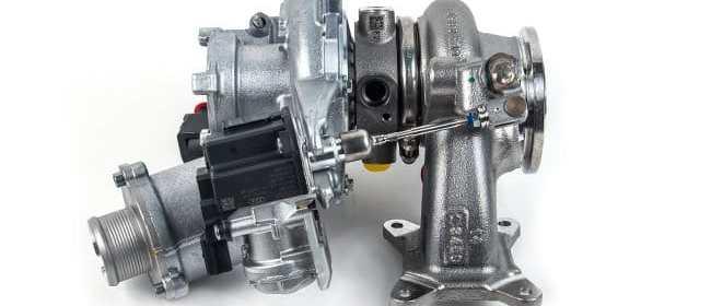 VAG IHI IS38 Turbolader