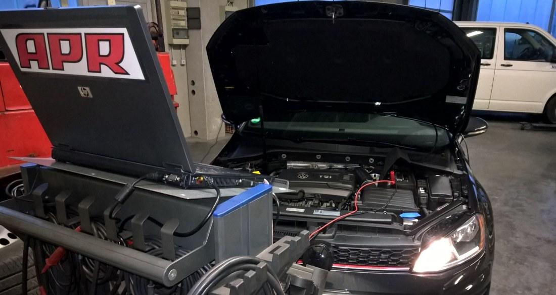 APR Software Flash Golf 7 GTI bei SCHERER Motoren