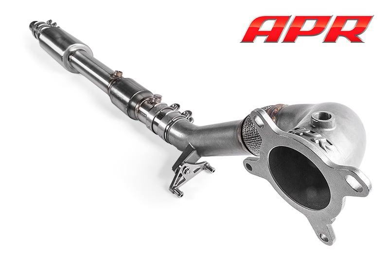 apr cast downpipe Audi S3 8P Golf 6R EA113 2.0t fsi