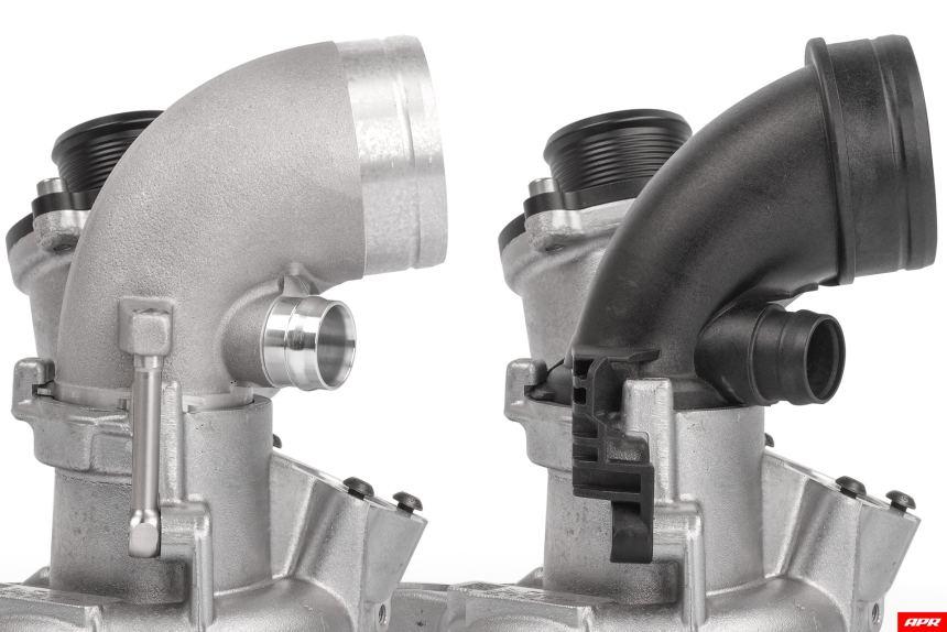 APR MQB Turbo Inlet