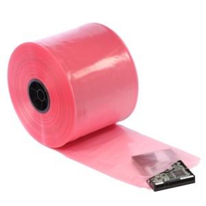 Pink Anti-Static (PAS) Tubing