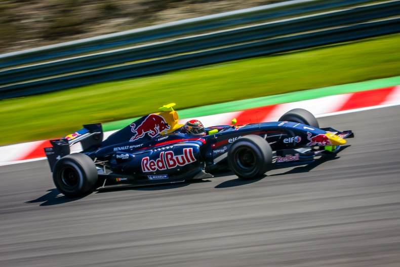 Red Bull Formula 1 - World Series by Renault - Francorchamps