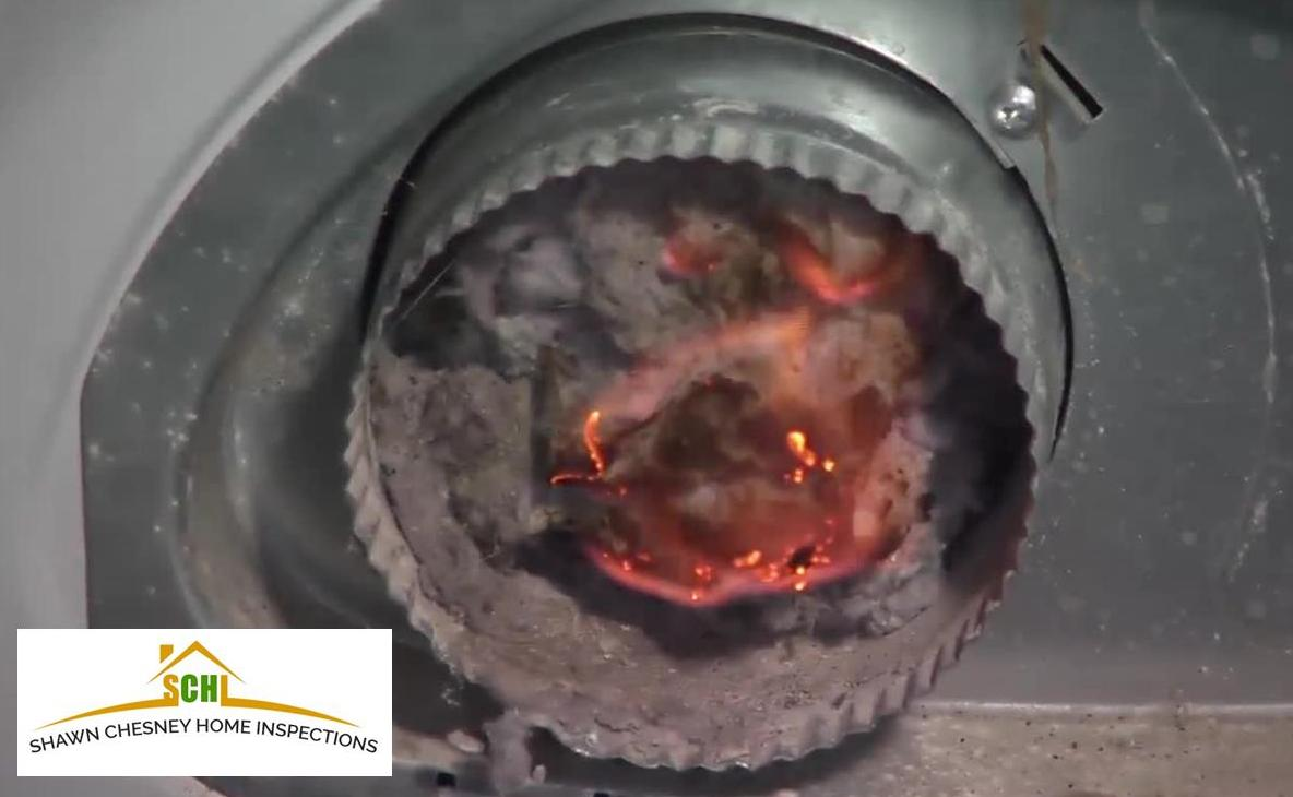 Clean Dryer Vents Avoid Wasting Energy Avoid Risking Fire Shawn Chesney Home Inspections