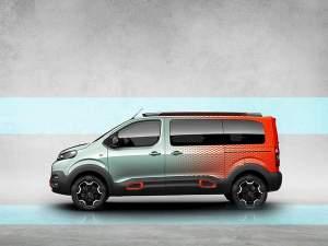 Citroën space tourer hyphen