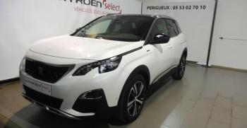 Peugeot 3008 puretech 130 occasion