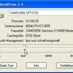 SilentDrive macht die Festplatte leiser