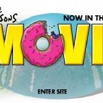 Simpsons, Homepage