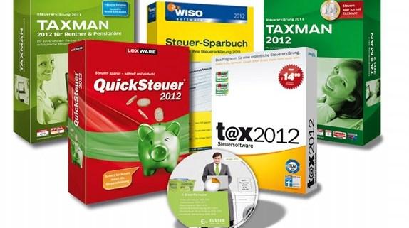 Steuer-Software für 2012