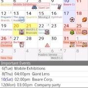 Android: Terminplaner Jorte