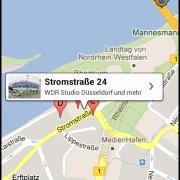 Google Maps auf Android