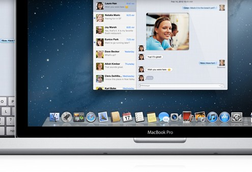 OS X Mountain Lion: Vorschau