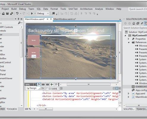 Visual Studio 11 Beta