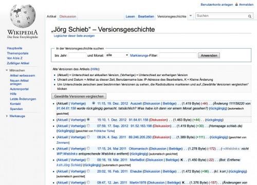 wikipedia-versionsgeschichte