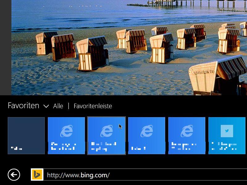 Internet Explorer 11 Einrichten