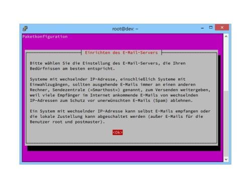 ubuntu-dpkg-reconfigure-exim4-config