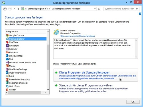 windows-standardprogramm-festlegen