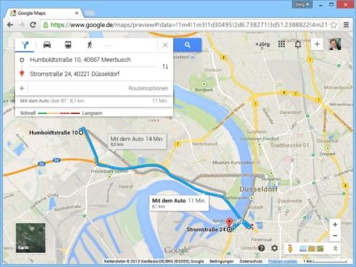 google-maps-neu-routenplaner