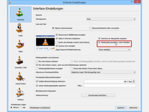 vlc-optionen-wiedergabe-pausieren-minimiert
