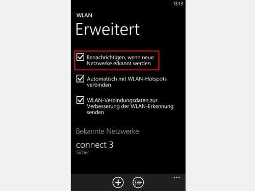 windows-phone-wlan-nicht-benachrichtigen