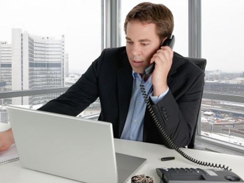 Anruf Microsoft Hacker