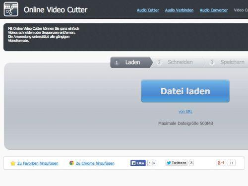 Videos Gratis Online Schneiden Schiebde