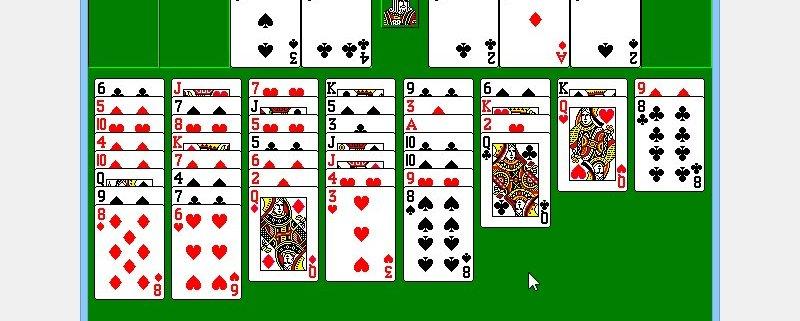 Kartenspiele Freecell