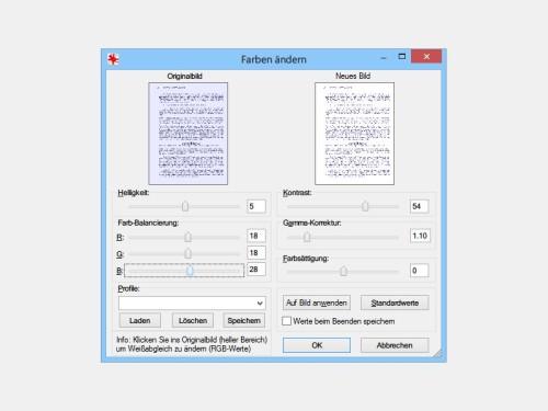 irfanview-scan-dokument-farbe-verbessern