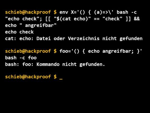 linux-bash-shellshock
