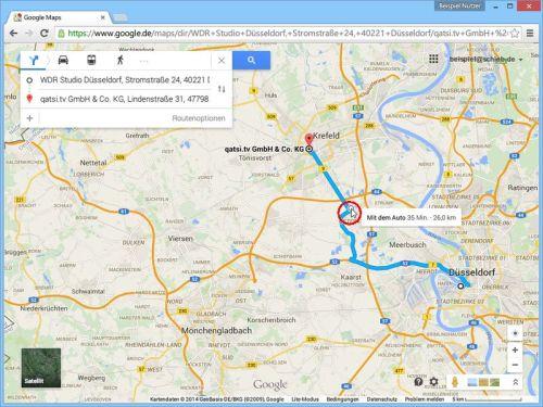google-maps-route-aendern