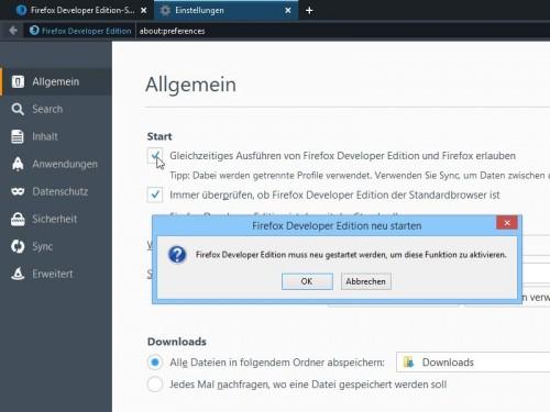 firefox-developer-edition-separate-profile
