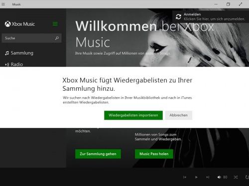 xbox-music-wiedergabeliste-import