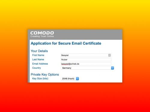comodo-smime-zertifikat-kostenlos