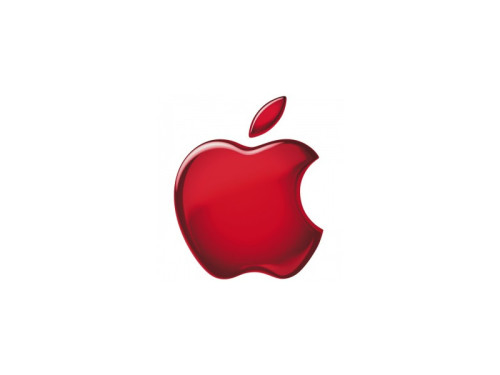 apple-logo-glas-rot