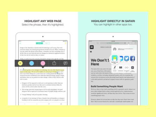 ios-app-webseiten-text-markieren-hervorheben-liner