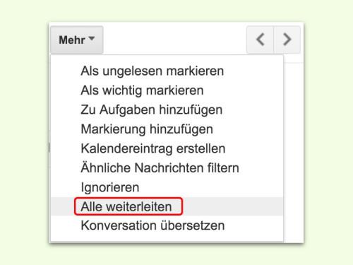 gmail-alle-weiterleiten
