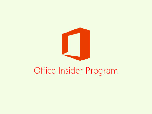 office-insider-program