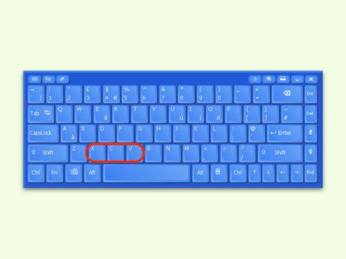 tastatur-xcv