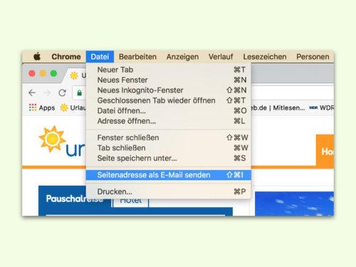chrome-seiten-adresse-per-email-senden