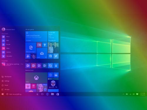 windows-10-regenbogen